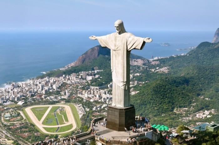 巴西】解開里約熱內盧基督像的神秘面紗- TravelBook旅人網